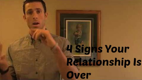 4 Signs Your Relationship Is Over (Gottman)