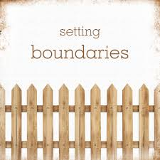 boundares